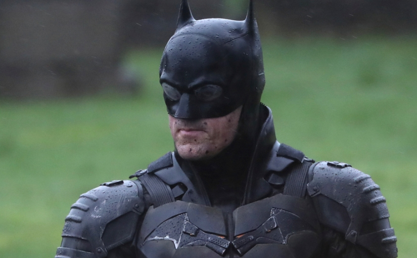 "First Set Photos From ""The Batman"" Reveal Zero Year Inspired Suit"